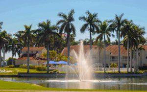 Isla Del Sol Golf course condos